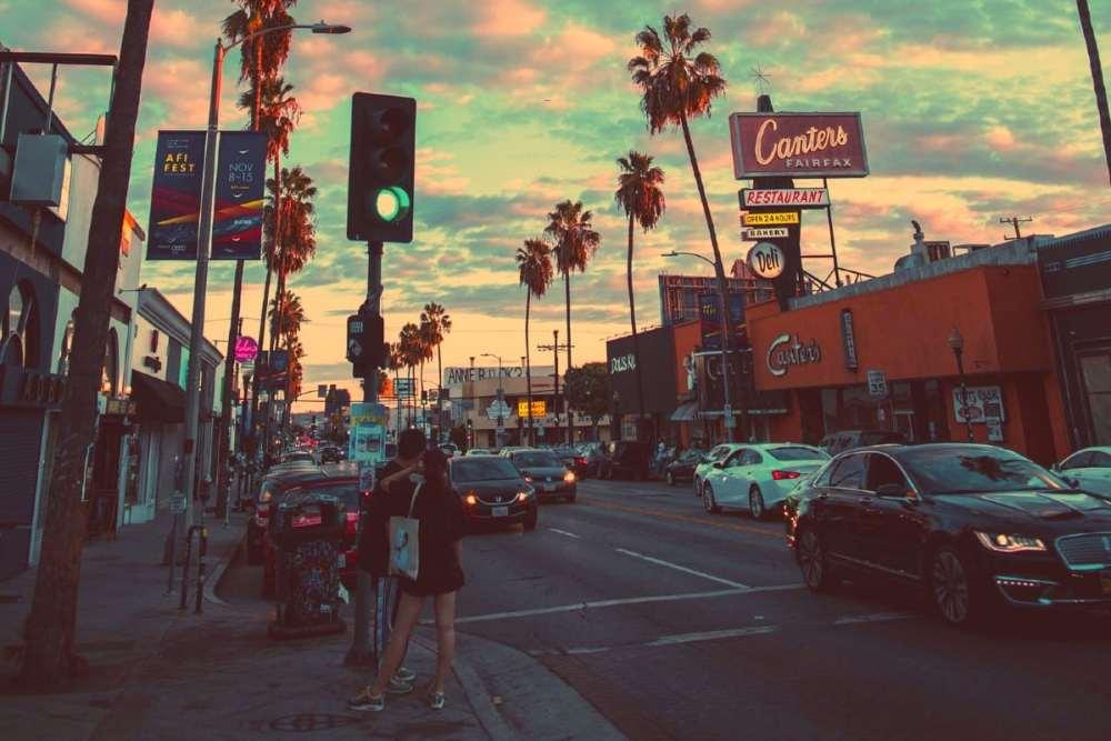 Dónde alojarse en Los Ángeles - West Hollywood