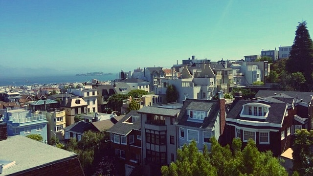 Dónde hospedarse en San Francisco - Pacific Heights