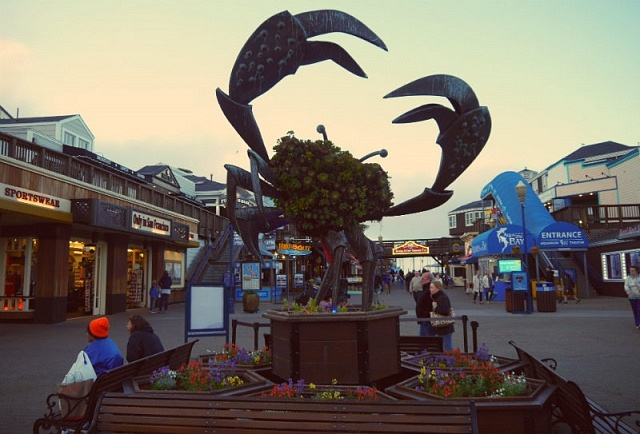 Fisherman's Wharf - Where to stay in San Francisco