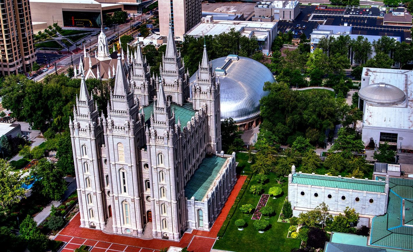 Las mejores zonas donde alojarse en Salt Lake City, Utah