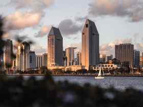 Las mejores zonas donde alojarse en San Diego, California