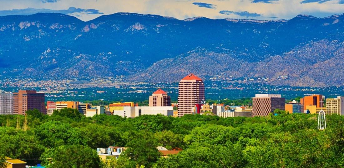 Mejores zonas dónde alojarse en Albuquerque