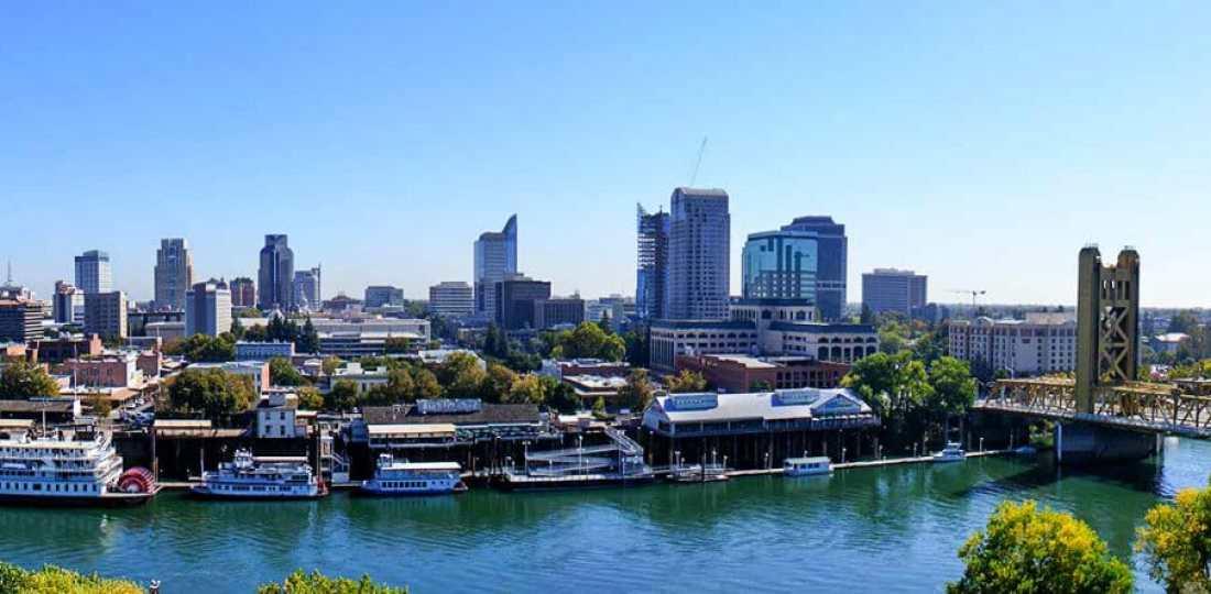 Mejores zonas dónde alojarse en Sacramento, California