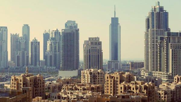 Mejores zonas donde alojarse en Abu Dabi - Downtown