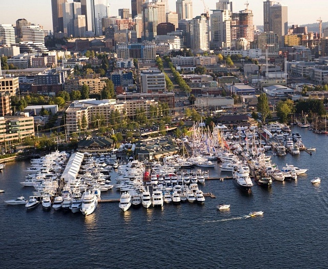 Mejores zonas para dormir en Seattle - South Lake Union