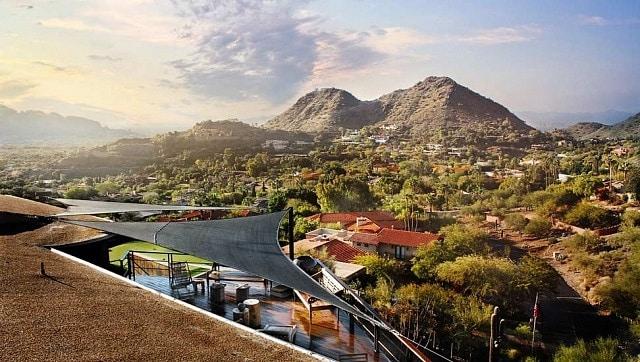 Paradise Valley - Dónde alojarse en Phoenix