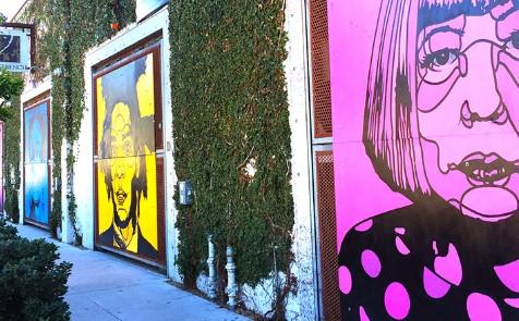 The Funk Zone - Mejores barrios donde hospedarse en Santa Bárbara, California