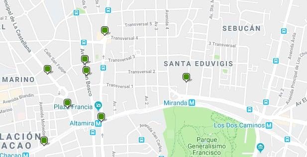 Alojamiento en Altamira - Haz clic para ver todo el alojamiento disponible en esta zona