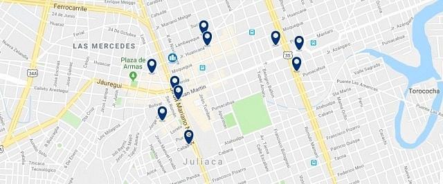 Alojamiento en Juliaca - Haz clic para ver todo el alojamiento disponible en esta zona