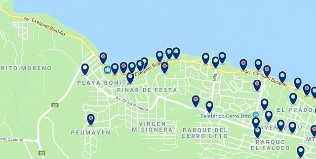 Alojamiento en Playa Bonita - Haz clic para ver todo el alojamiento disponible en esta zona