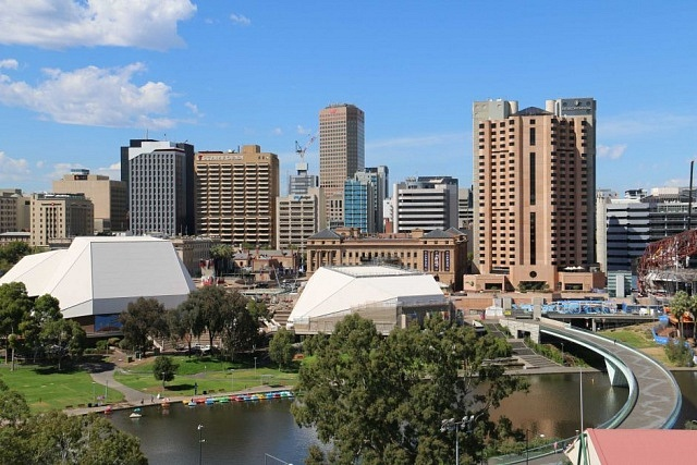 Where to stay in Adelaide - CBD