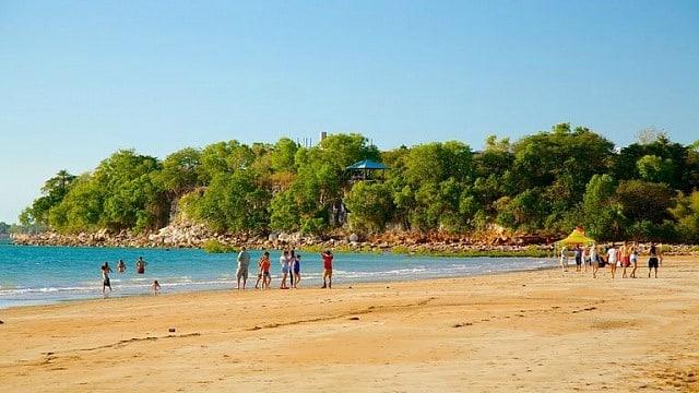 Dónde alojarse en Darwin, Australia - Mindil Beach