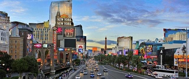 Dónde alojarse en Las Vegas - Las Vegas Strip