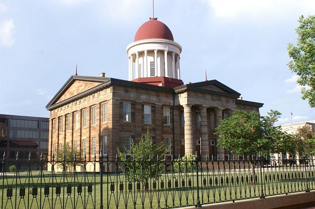 Dónde alojarse en Springfield, Illinois - Historic Quarter