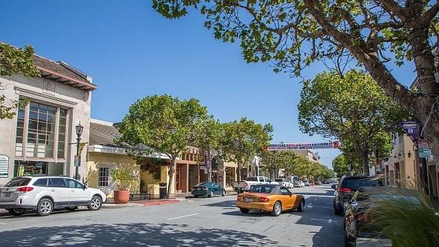 Dónde dormir en Monterey, California - Downtown