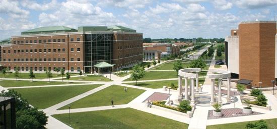 Dónde dormir en Springfield, Illinois - Cerca de la universidad de Illinois Springfield
