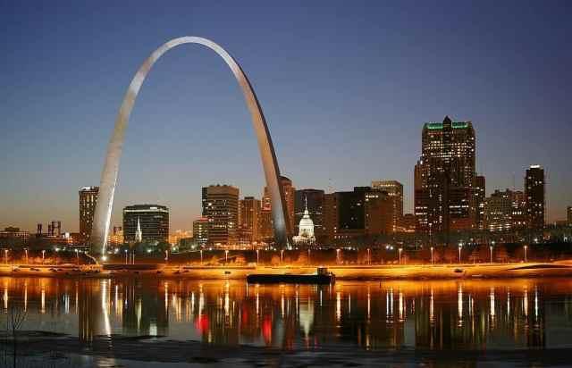Dónde dormir en St. Louis, Misuri - Downtown