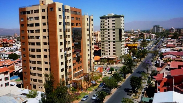 Best areas to stay in Cochabamba - North Cochabamba