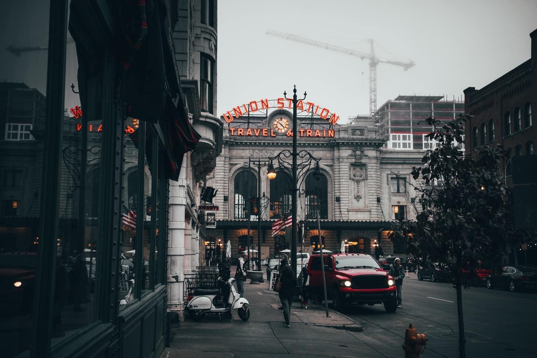 Las mejores zonas donde alojarse en Denver, Colorado
