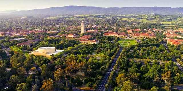 Mejor zona donde alojarse en el Silicon Valley - Palo Alto, California