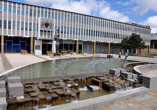 Mejores barrios donde alojarse en Canberra - CBD