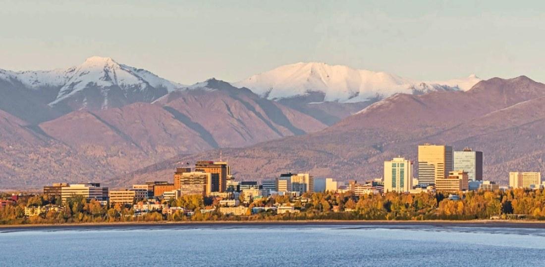 Mejores zonas dónde alojarse en Anchorage, Alaska
