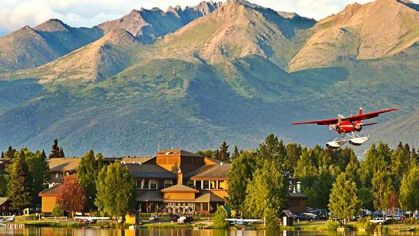 Dónde alojarse en Anchorage - Cerca del Aeropuerto Ted Stevens