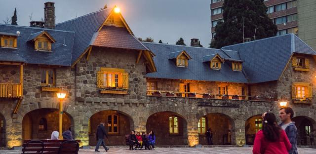 Mejores zonas donde alojarse en Bariloche - Centro