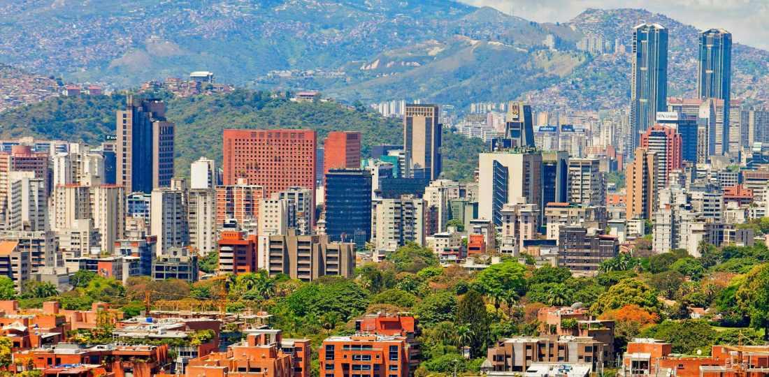 Mejores zonas donde alojarse en Caracas, Venezuela