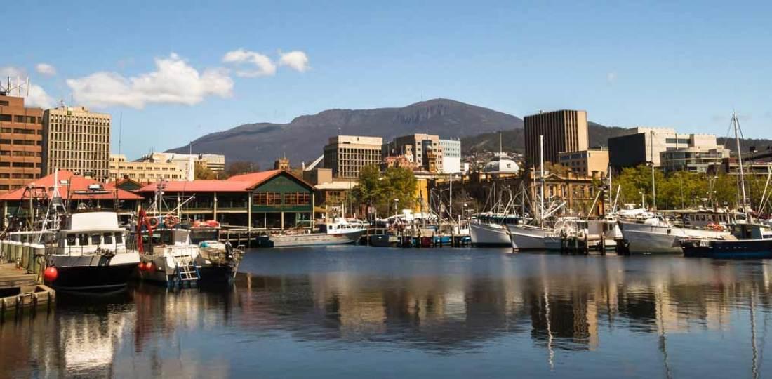 Mejores zonas donde alojarse en Hobart, Australia