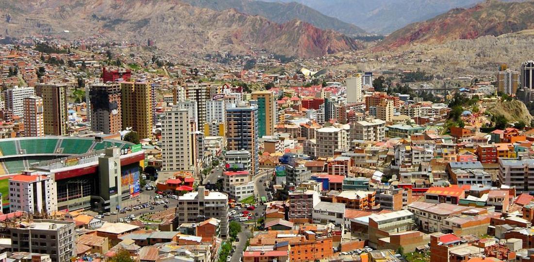 Mejores zonas donde alojarse en La Paz, Bolivia
