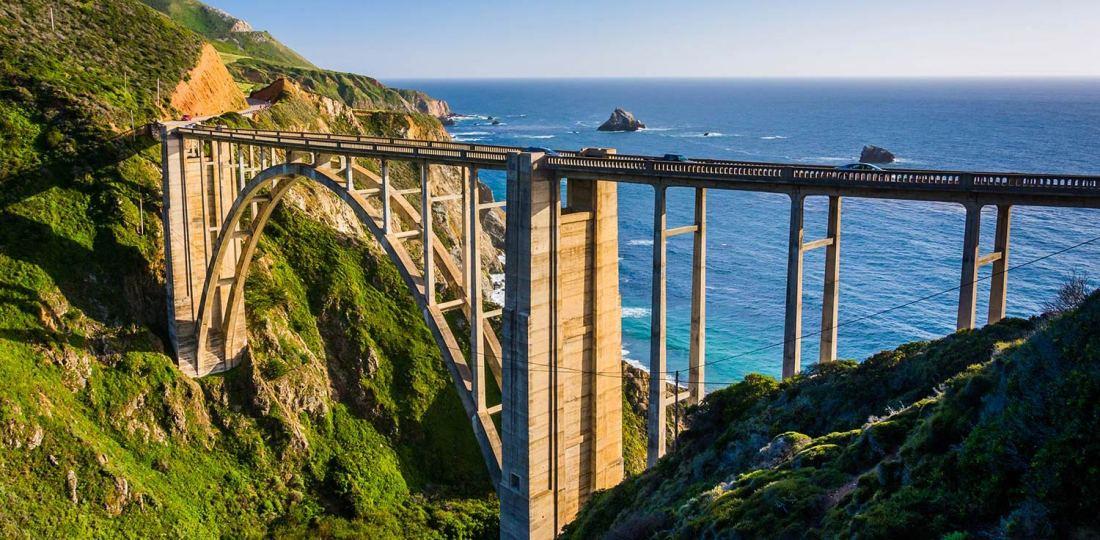 Mejores zonas donde alojarse en Monterey, California