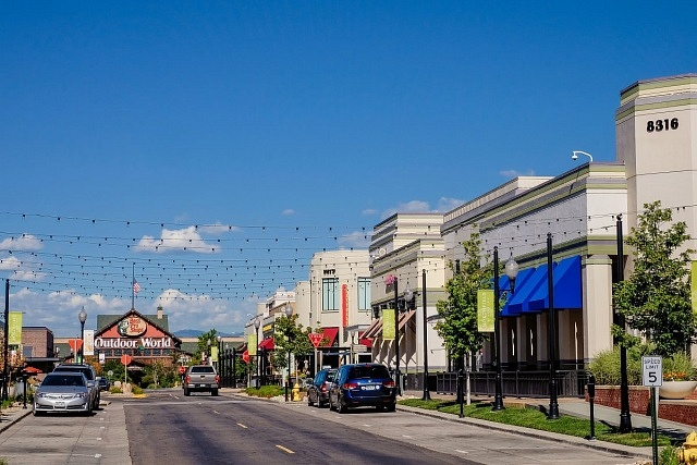 Mejores zonas donde hospedarse en Denver - Stapleton