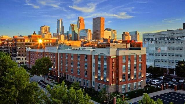 Warehouse District - Mejores zonas donde alojarse en Minneapolis