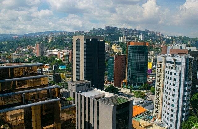 Zona más segura donde alojarse en Caracas - Chacao
