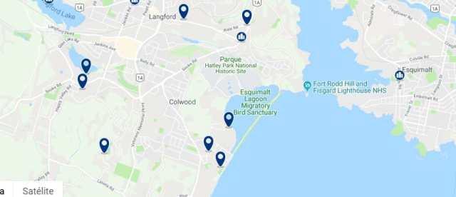 Alojamiento en West Shore - Haz clic para ver todo el alojamiento disponible en esta zona
