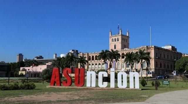 Dónde alojarse en Asunción - Centro Histórico