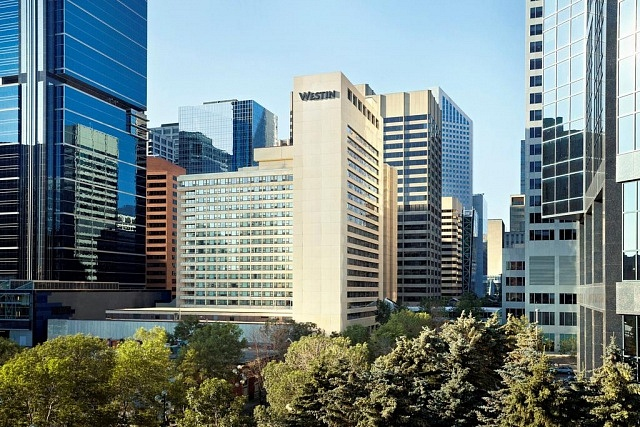 Where to stay in Calgary - Downtown