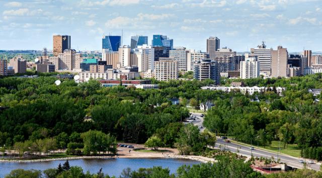 Best areas to stay in Regina, Saskatchewan - Downtown
