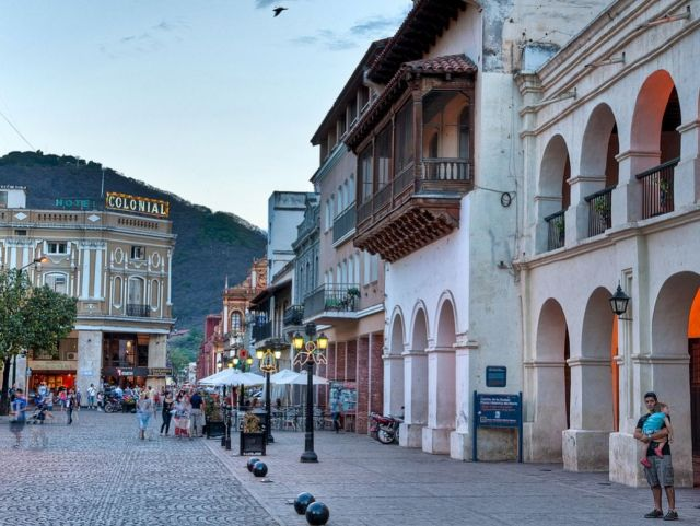 Dónde alojarse en Salta - Centro Histórico