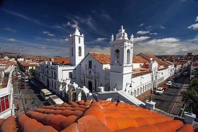 Dónde alojarse en Sucre - Centro Histórico