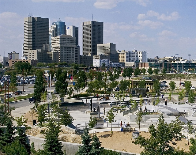 Dónde alojarse en Winnipeg City Centre (Downtown Winnipeg)