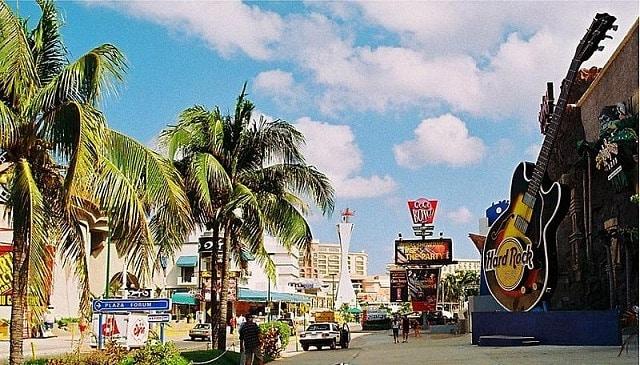 Dónde dormir en Cancún - Centro