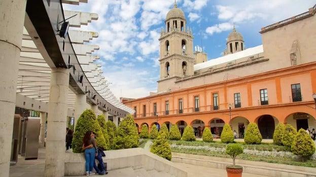 Dónde hospedarse en Toluca - Centro de Toluca