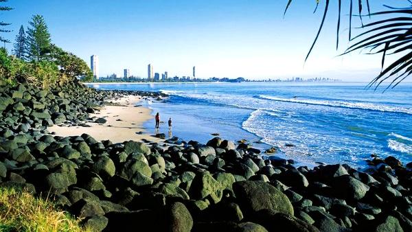 Dónde alojarse en Gold Coast - Burleigh Heads