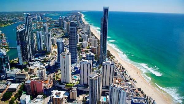 Dónde alojarse en Gold Coast - Surfers' Paradise