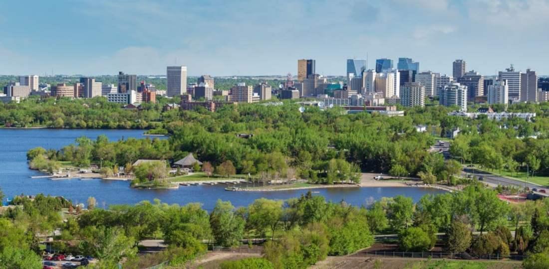 Mejores zonas donde alojarse en Regina, Canadá