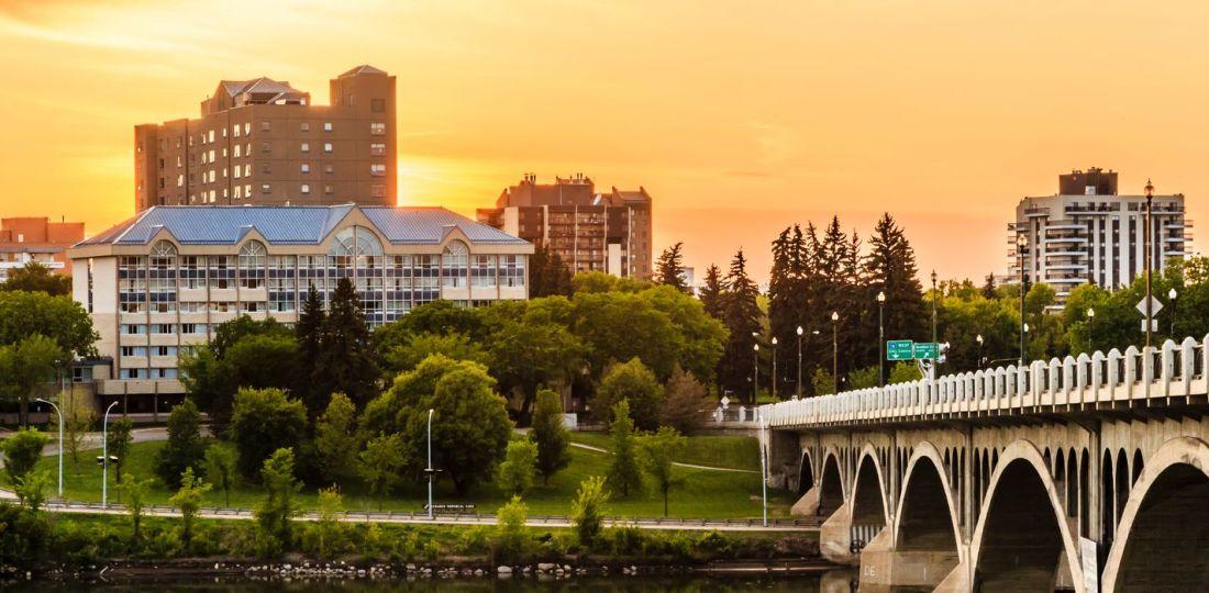 Mejores zonas donde alojarse en Saskatoon, Canadá