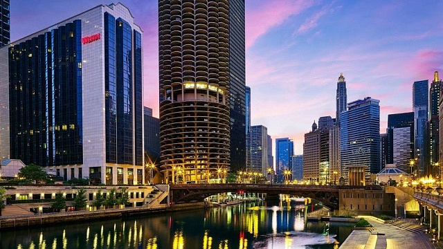 River North & Magnificent Mile - The most exclusive area to stay in Chicago