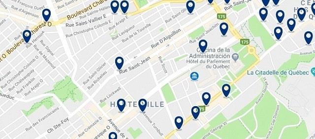 Alojamiento en Saint Jean Baptiste - Haz clic para ver todo el alojamiento disponible en esta zona